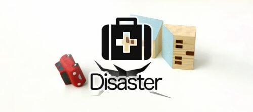 防災対策ロゴ画像